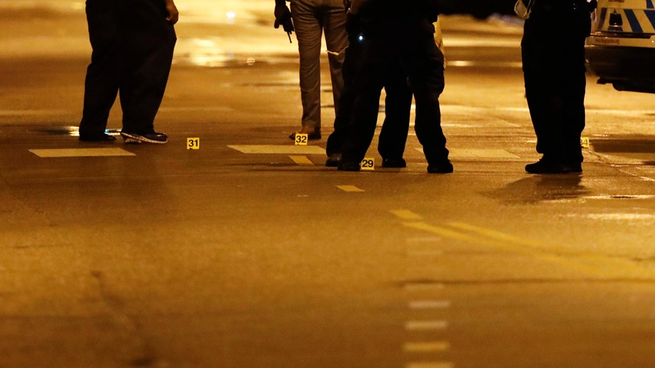 Multiple people shot in East St. Louis as authorities respond to 'rapidly evolving' situation
