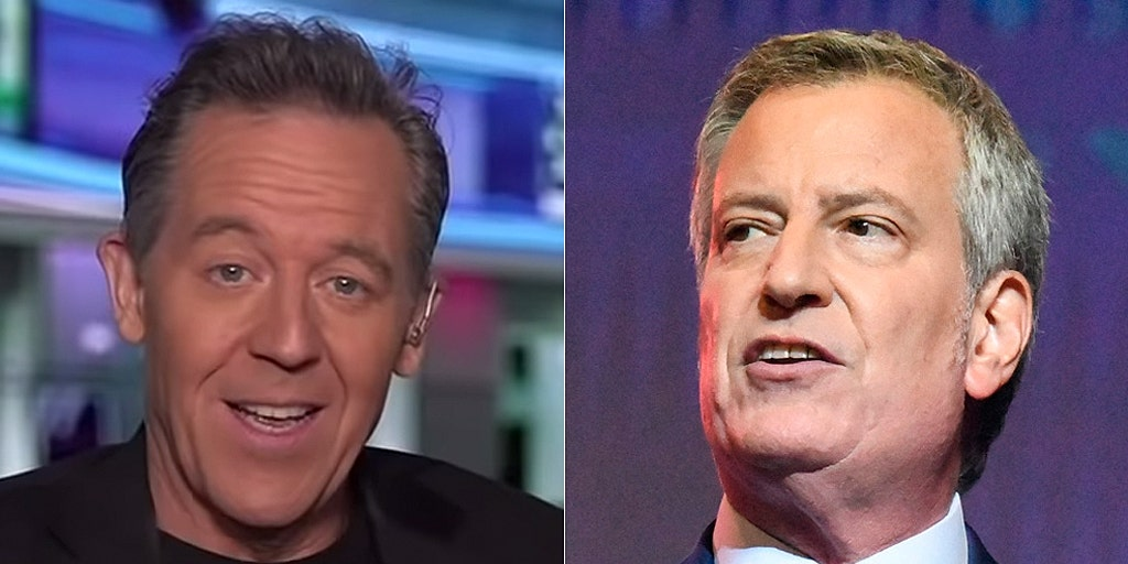New York's De Blasio is an 'absentee landlord,' the'least-liked mayor in the historyof the universe': Gutfeld