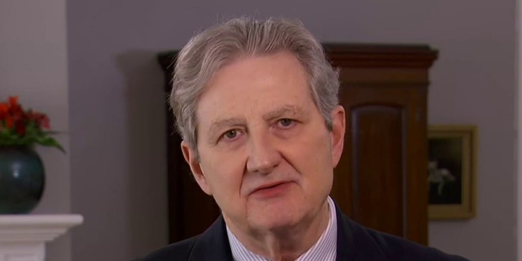 Sen. Kennedy: 'All hands on deck' for GOP in Georgia to prevent move toward socialism