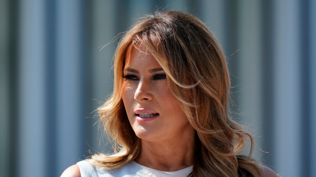 First lady rips media for touting tell-all author's 'salacious claims'