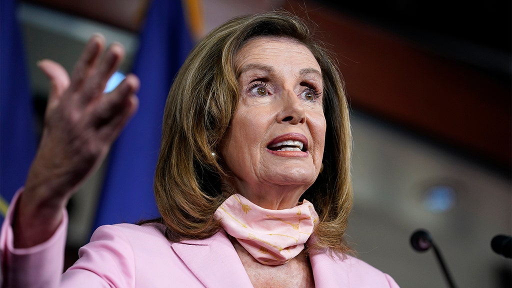 Pelosi snaps at NY Times reporter over her hard-line COVID relief negotiations