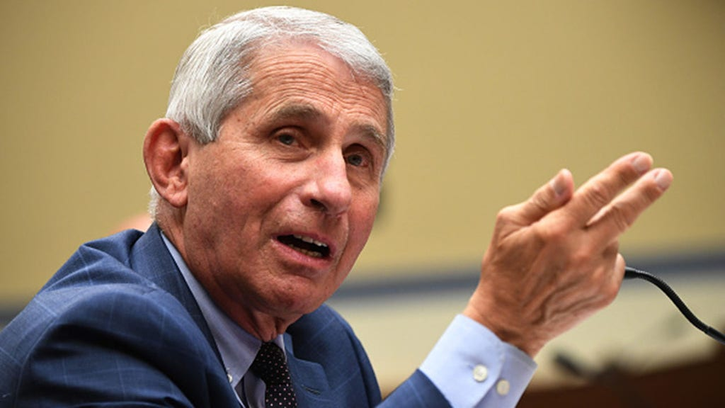 Fauci offers timeframe he'd put 'money on' for a vaccine