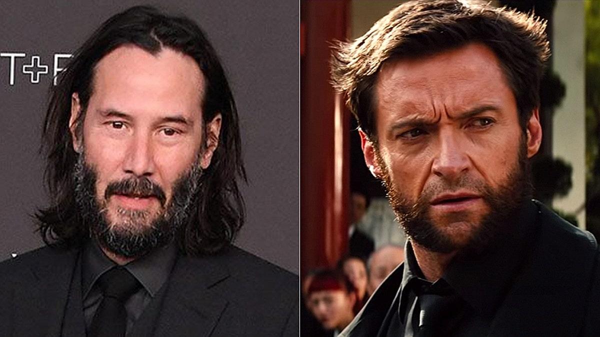 Keanu Reeves wanted to play Wolverine