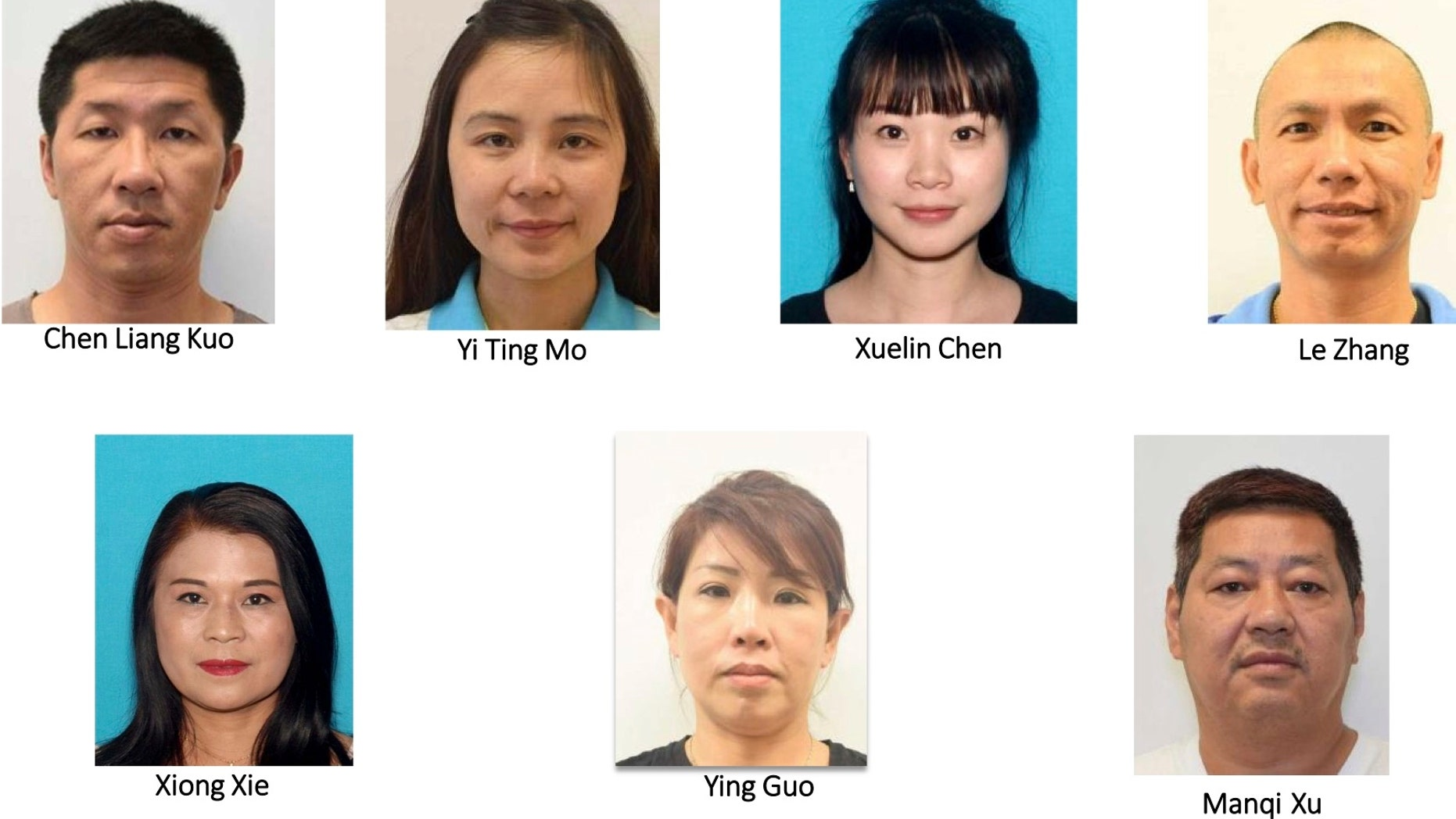 Operation 'Bad Apple' ensnares 12 businesses in human trafficking sting