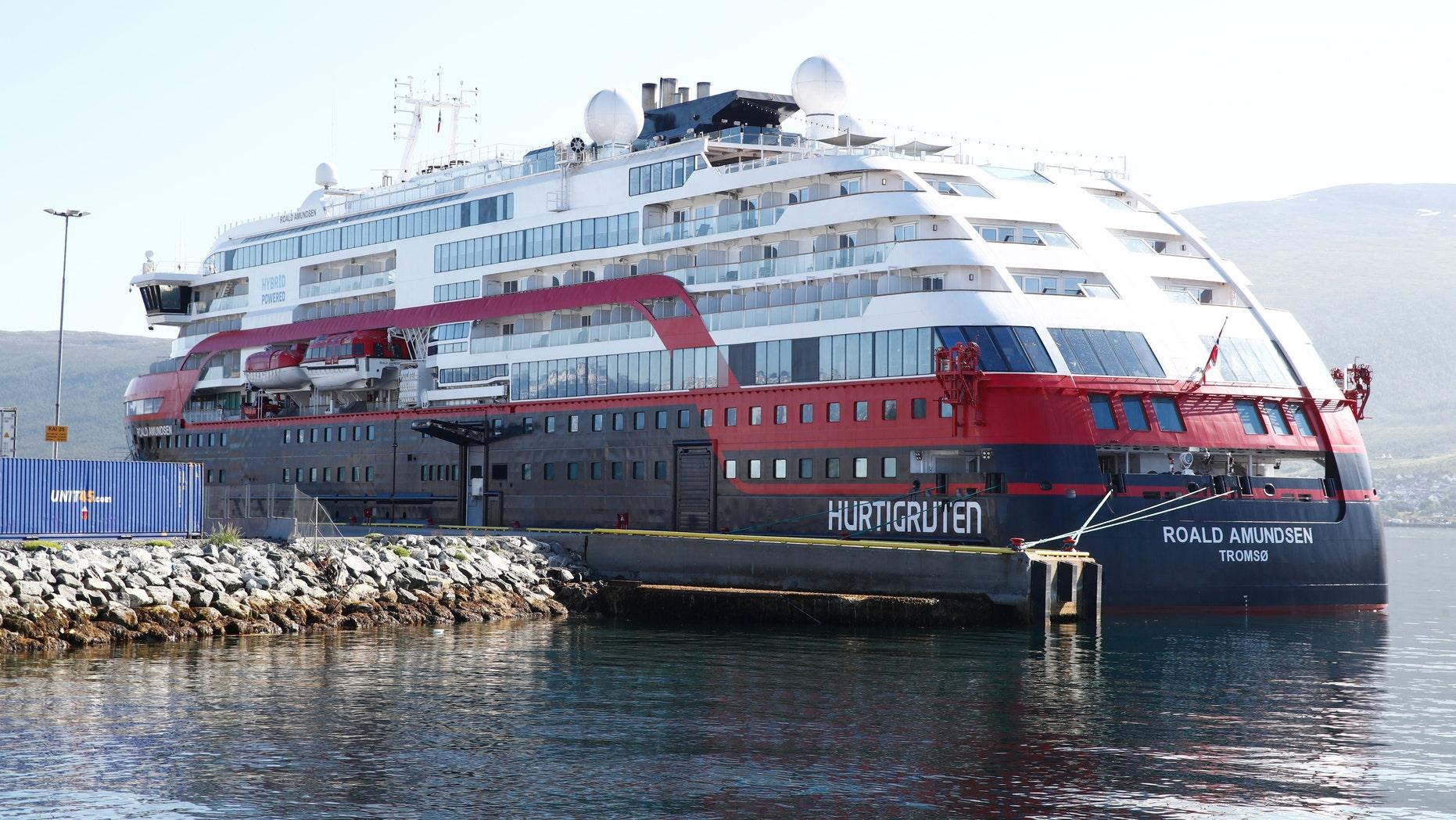 Coronavirus infects 41 people on Norwegian cruise ship