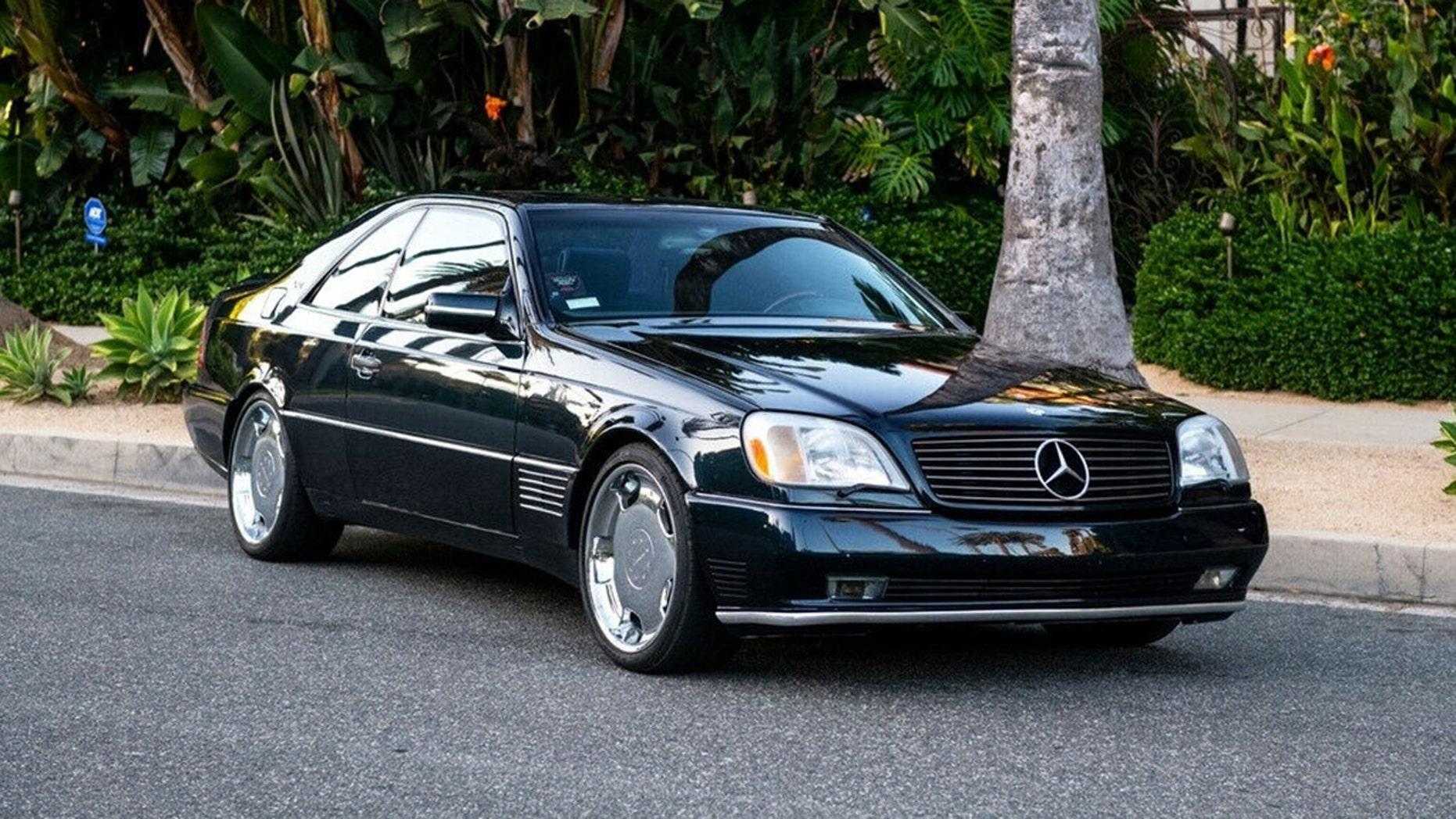 Last Dance Mercedes Benz