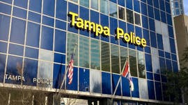 'Back the Blue' outside Tampa police headquarters did get proper permitting, mayor says