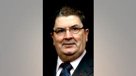 John Hume, who worked to end N. Ireland violence, dies at 83