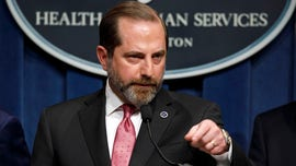 China rankled by HHS Secretary Azar's upcoming Taiwan visit