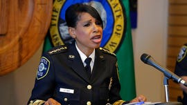 Outgoing Seattle police chief says it's not about money, but 'lack of respect' for officers