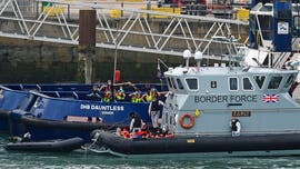 Calais mayor accuses Britain of 'declaration of maritime war' for migrant crackdown
