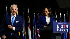 Trump calls out Harris, says 'nobody more insulting to Biden' during primaries