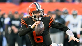Browns' Baker Mayfield defends players who kneel during the anthem: 'It's a human rights issue'
