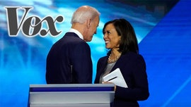 Vox says Biden is 'moving left' with Harris on ticket despite media calling her 'moderate'