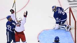 Blue Jackets advance with 3-0 Game 5 win over Maple Leafs