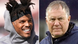 Bill Belichick shares first impression of Cam Newton at Patriots training camp