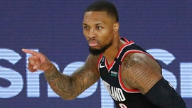 Trail Blazers' Damian Lillard joins Hall of Famer with third 60-point game of season