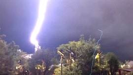 Star Wars ride at Disney World temporarily closes after lightning strike