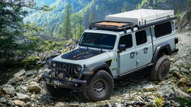 The Jeep Gladiator Farout diesel pickup lives up to its name