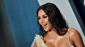 Kim Kardashian posts wedding dress fitting photos on Instagram