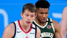 Bucks' Giannis Antetokounmpo ejected from game after headbutting Wizards' Moe Wagner