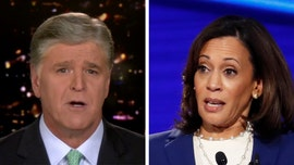 Sean Hannity hammers Kamala Harris over 'extremist record': 'The most radical running mate ever'