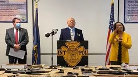 Flint, Mich., to destroy illegal guns seized by police, won't auction them off to lawful bidders