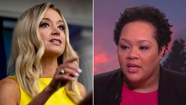 Kayleigh McEnany rips PBS correspondent Yamiche Alcindor for 'unconscionably dishonest tweet' of Trump remarks