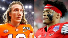 Trevor Lawrence, Justin Fields commit to playing 2020 season: 'I'm super pumped'