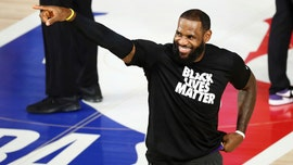 LeBron James approves of Kamala Harris as Joe Biden's running mate