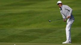 Accidental Tourist Li Leads at Mid-Point of PGA Championship