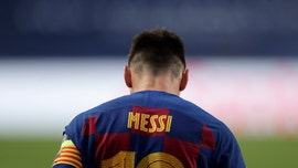 Staying with Barcelona not completely ruled out by Messi