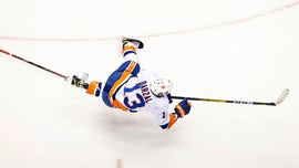 Mathew Barzal sparks offense as Islanders advance past Panthers