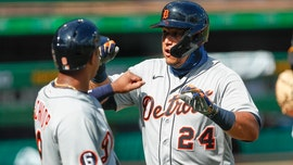 Tigers bash Pirates early, hitting four home runs in first 11 pitches