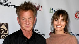 Sean Penn, 59, Leila George, 28, get married in secret 'COVID wedding'