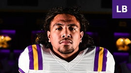 LSU players on new helmet face shields: 'I can't f—king breathe under this thing'