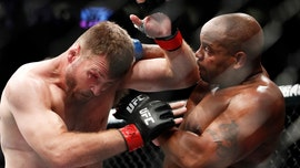 UFC legacies on line for Miocic-Cormier trilogy title fight