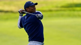 Woods faces another Sunday at a major with little hope