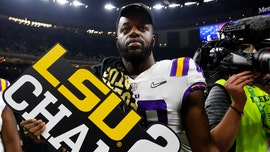 LSU's Travez Moore reveals shocking weight loss after COVID-19: 'Bro coronavirus is real'