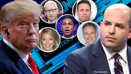 CNN's Brian Stelter claims there are no anti-Trump news outlets, but his network's coverage suggests otherwise