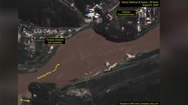 North Korea nuclear complex may have been damaged by recent flooding, US think tank says