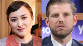 Robin Williams' daughter fires back at Eric Trump for sharing video of her late dad mocking Joe Biden