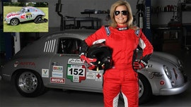 Denver woman, 64, taking 1956 Porsche 356A to Antarctica to raise awareness about child trafficking