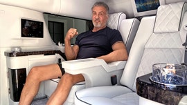 Sylvester Stallone selling his stretch Cadillac Escalade for $350G