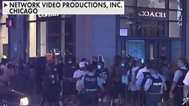 Chicago police met with anger after man shot in Englewood, sparking looting