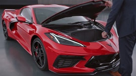 2020 Chevrolet Corvette recalled so you don't get stuck it its 'frunk'