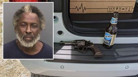 Florida man arrested after waving loaded gun in one hand, holding beer in the other, deputies say