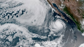 Hurricane Elida strengthens to Category 2 off Mexico, storm may cause 'life-threatening surf'