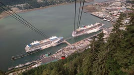 Cruise company's first trip forced to return to port in Alaska days after launching due to COVID-19 case
