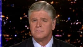 Hannity accuses Biden of 'adopting the radical left's war on police' by 'bowing' to Sanders